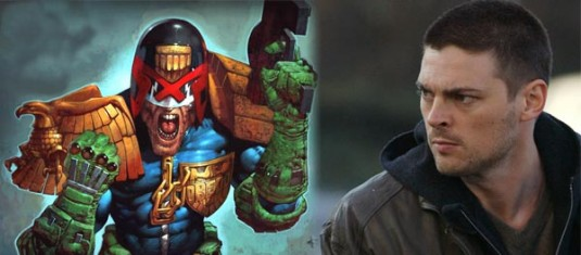 Judge Dredd, Karl Urban