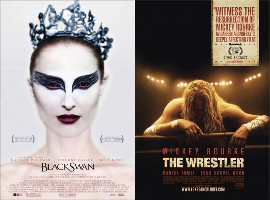 The Wrestler/Black Swan