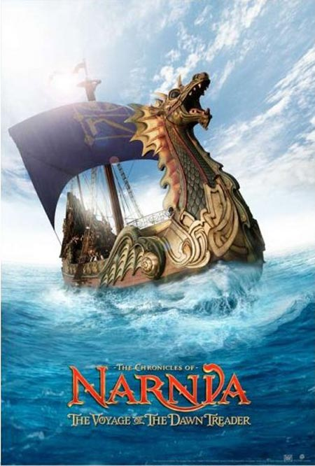 The Chronicles of Narnia 3 Teaser Poster
