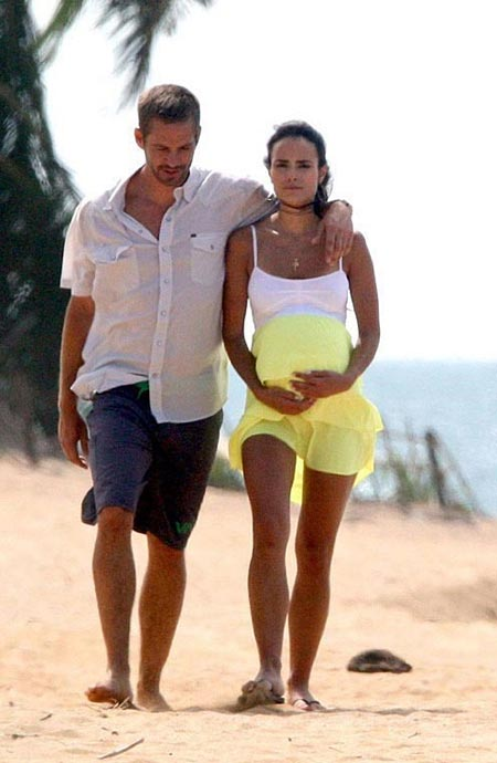 Paul Walker and Jordana Brewster, Fast and Furious 5: Fast Five
