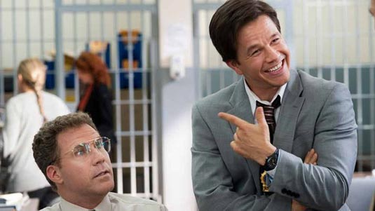 Will Ferrell and Mark Wahlberg, The Other Guys