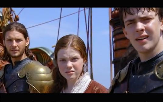 The Chronicles Of Narnia 3- The Voyage of the Dawn Treader