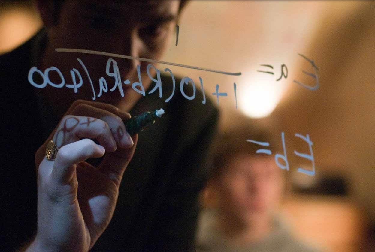 Andrew Garfield as Eduardo Saverin, The Social Network