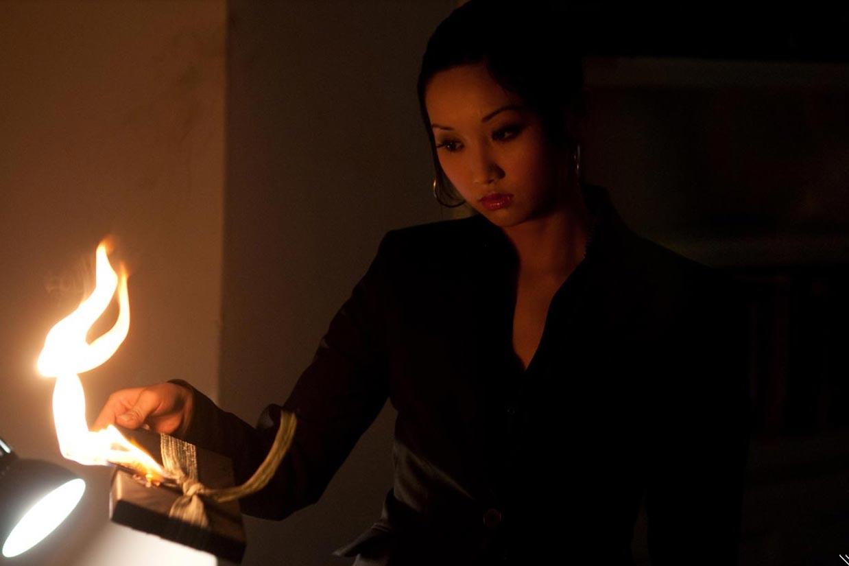 Brenda Song as Christy Lee, The Social Network