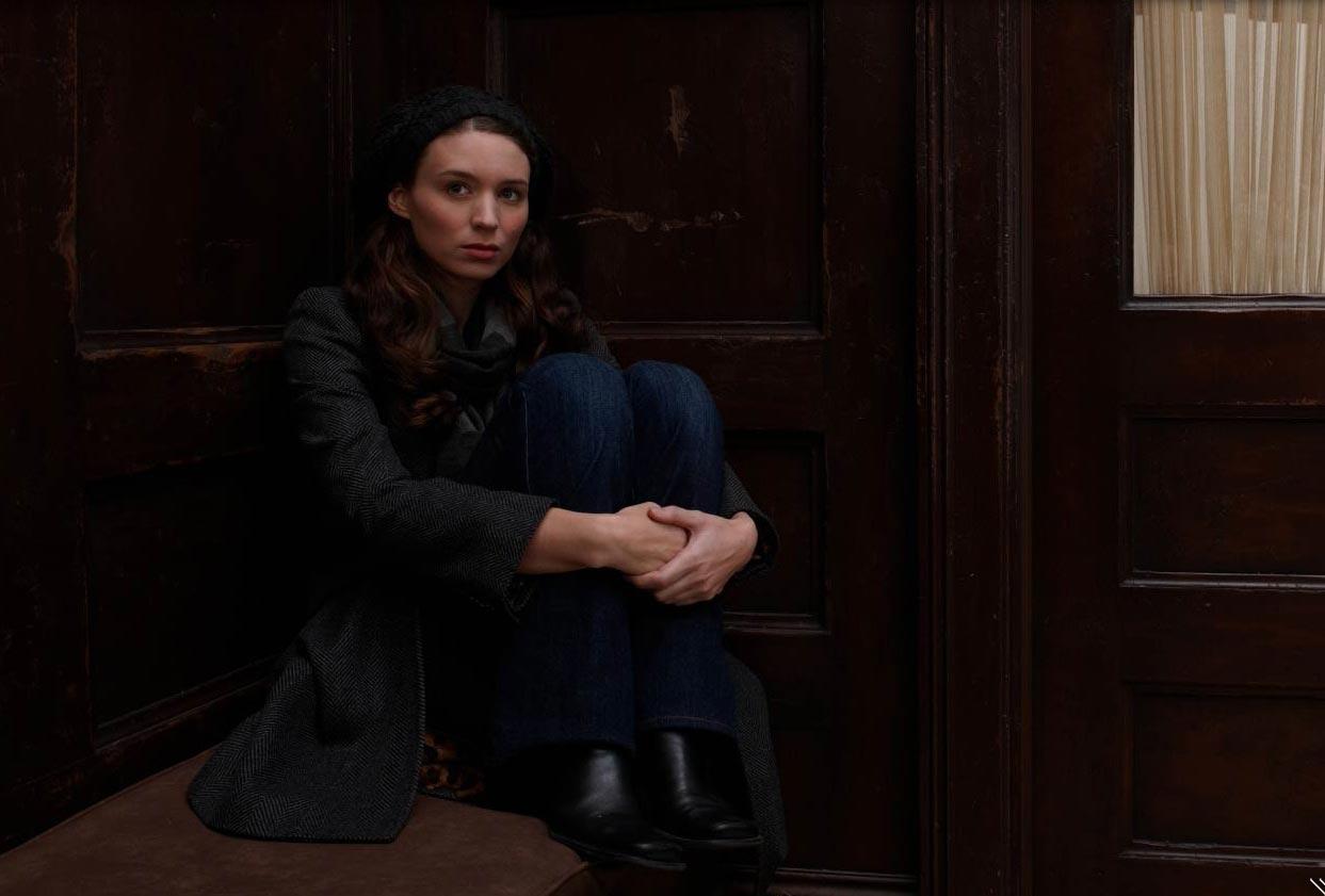 Rooney Mara as Erica, The Social Network