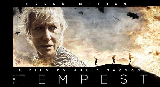 Tempest, Helen Mirren
