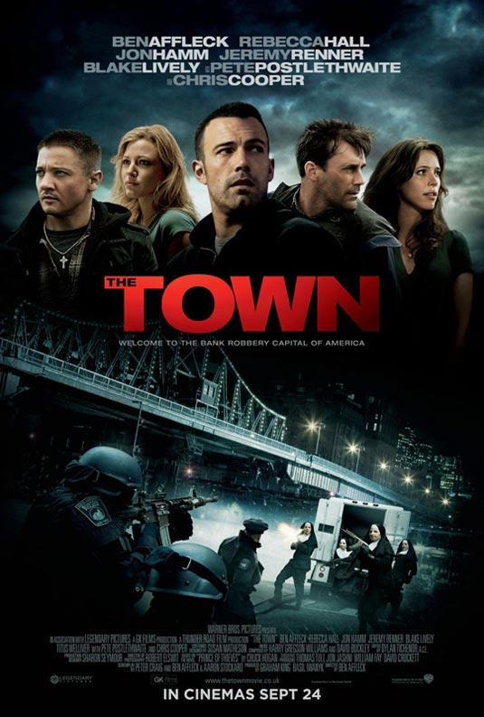 International The Town Poster
