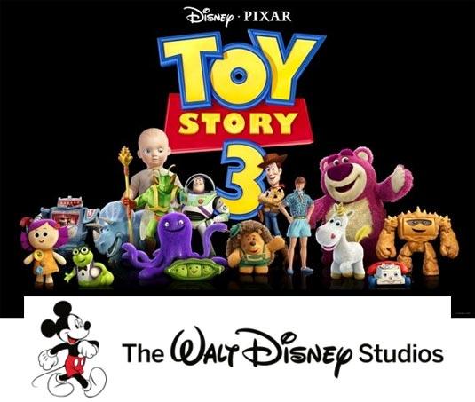 Walt Disney, Toy Story 3