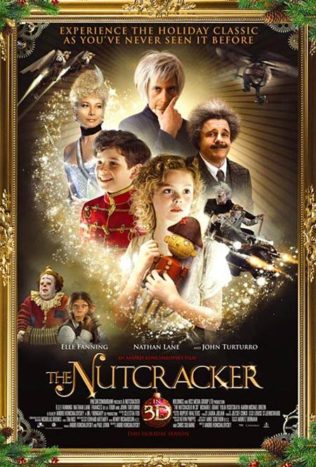 The Nutcracker 3D Poster