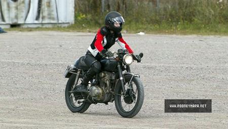 Rooney Mara as Lisbeth Salander, The Girl With The Dragon