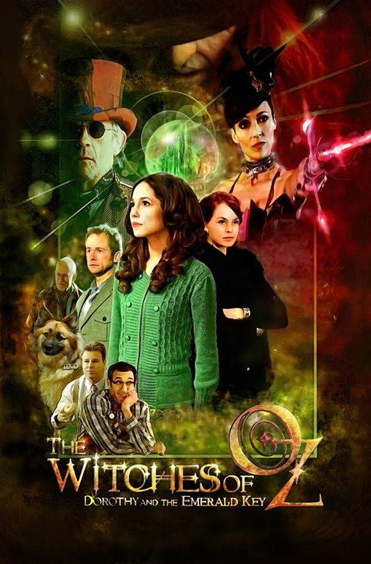 The Witches of  Oz 3D Poster