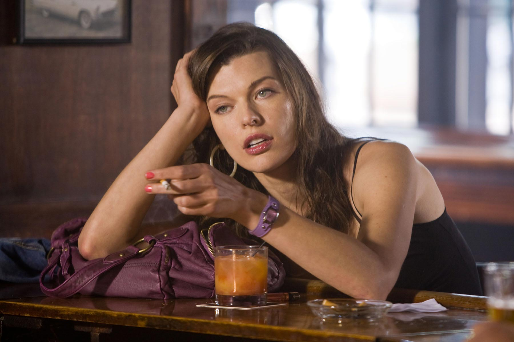 Milla Jovovich Stone Movie