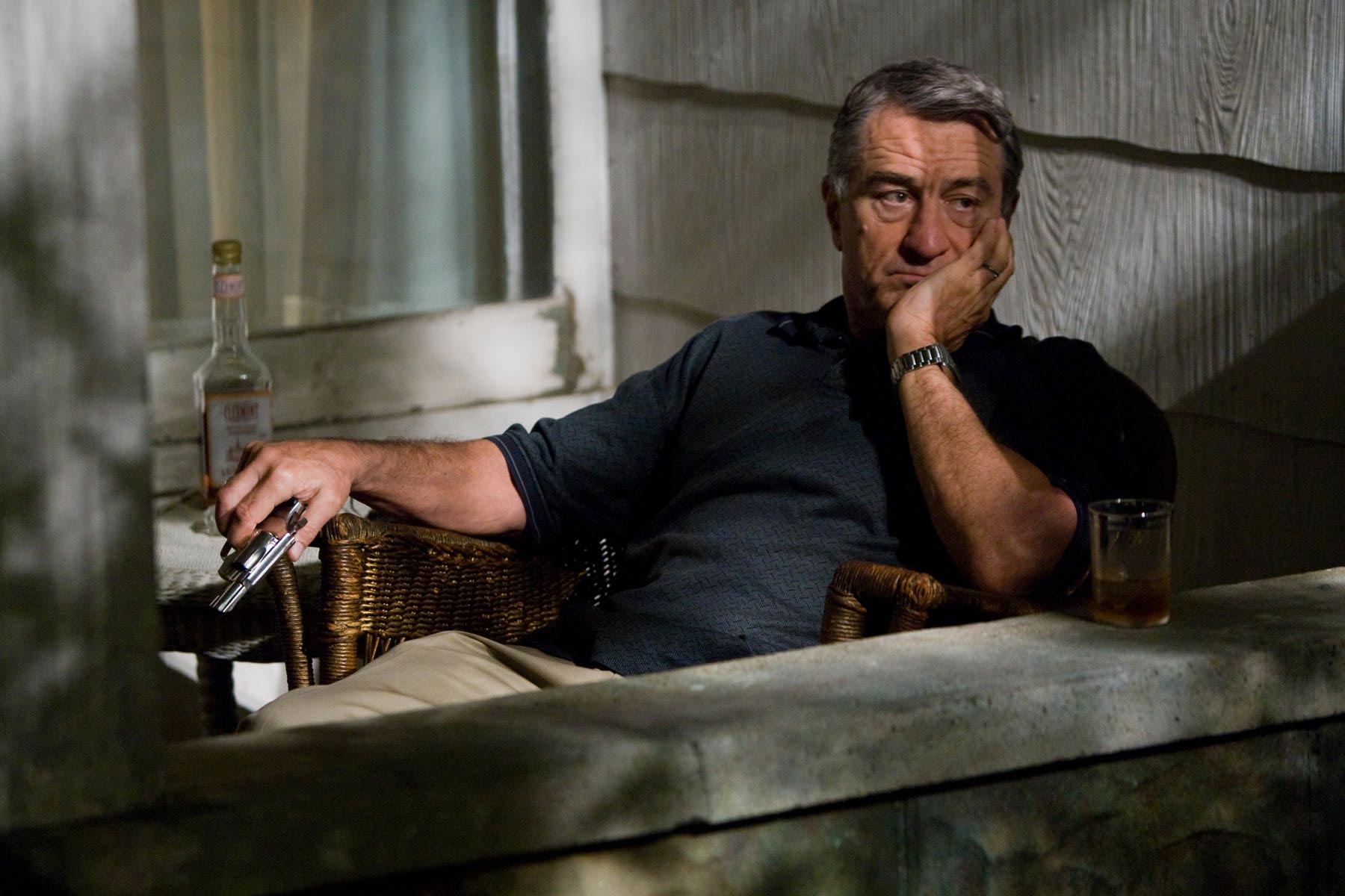 Robert DeNiro, Stone Movie Photo