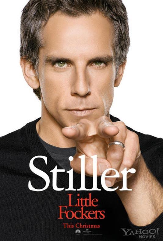 Little Fockers Poster, Ben Stiller