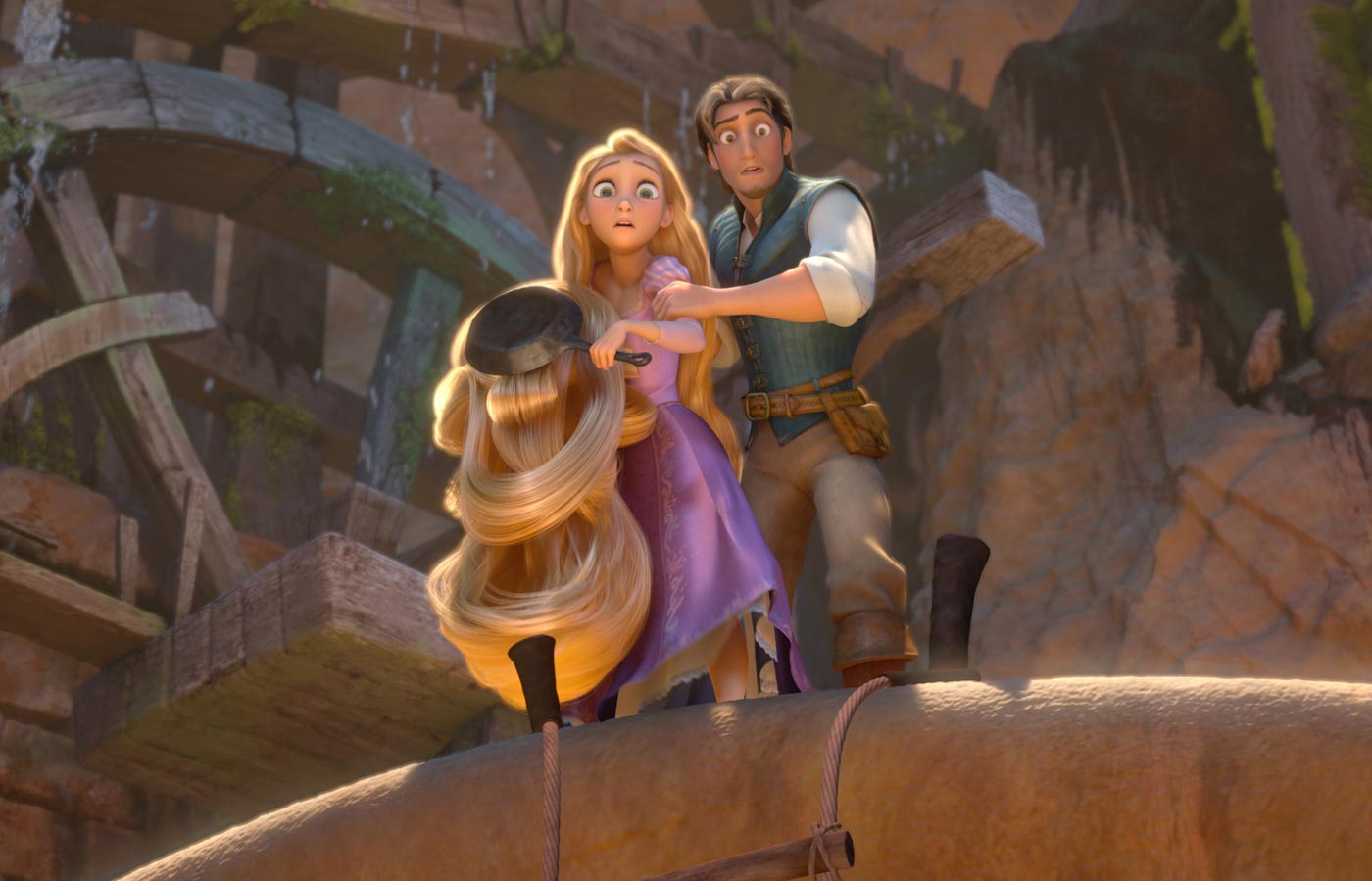 Disney pictures animated