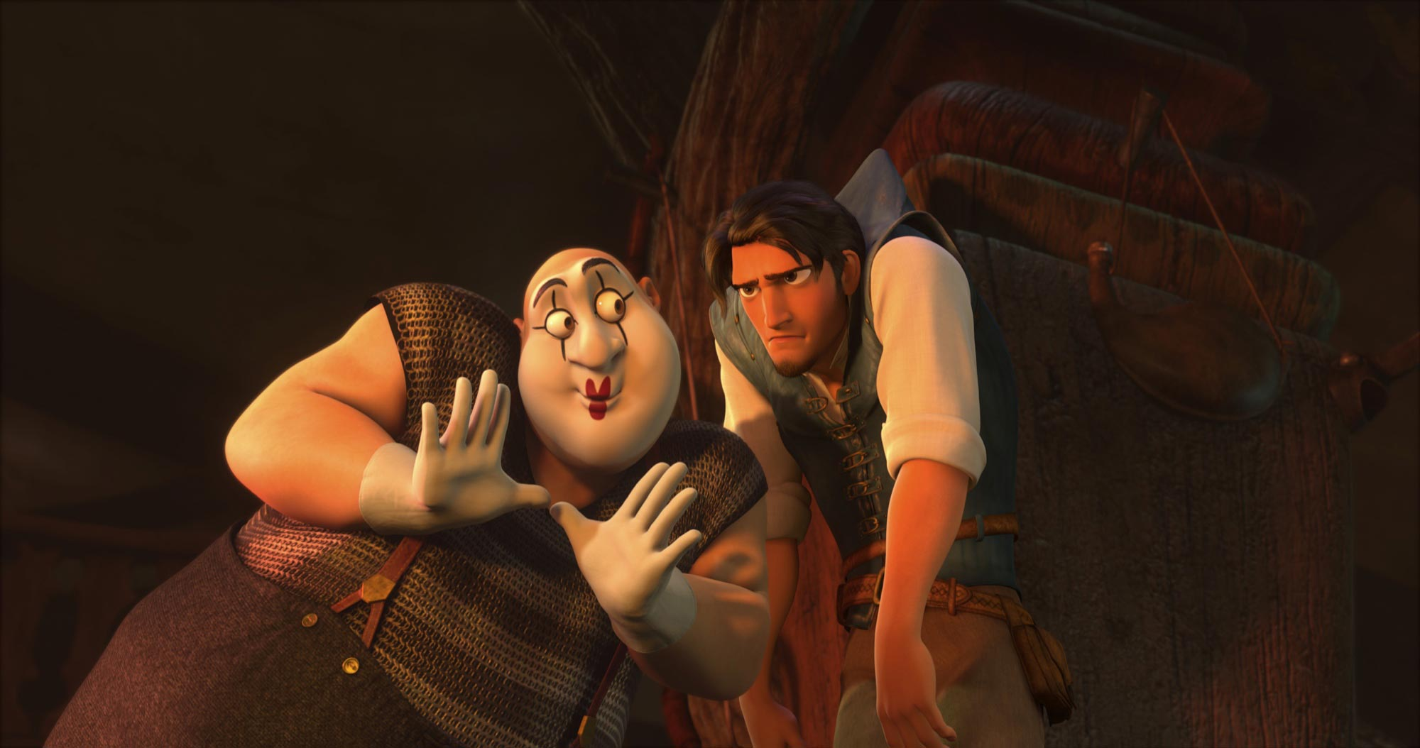 New Tangled Images TV Spot And Featurette