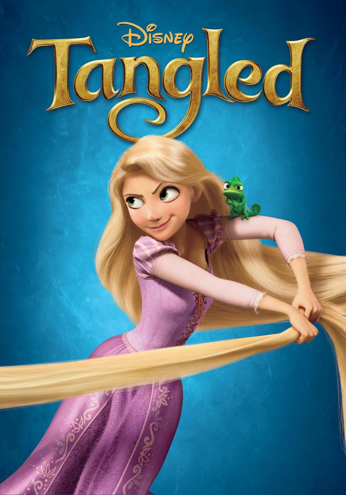 Six New Tangled Posters - FilmoFilia
