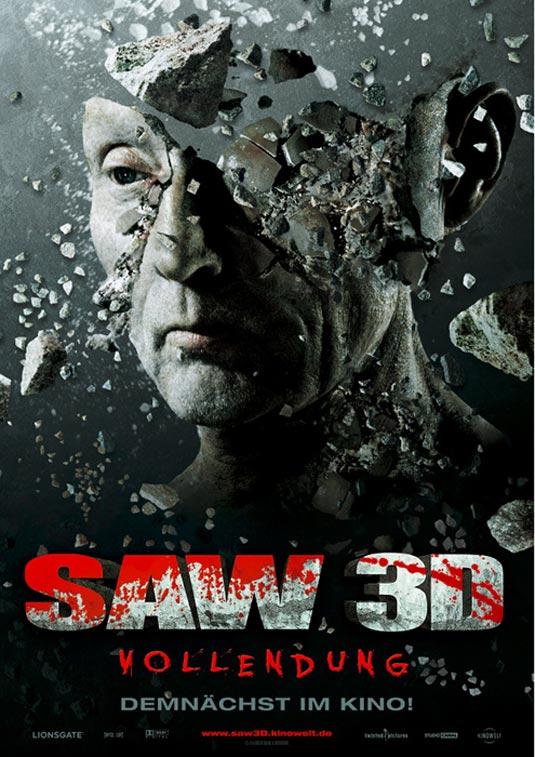 International Saw 7 Poster