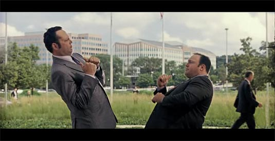 The Dilemma, Vince Vaughn and Kevin James