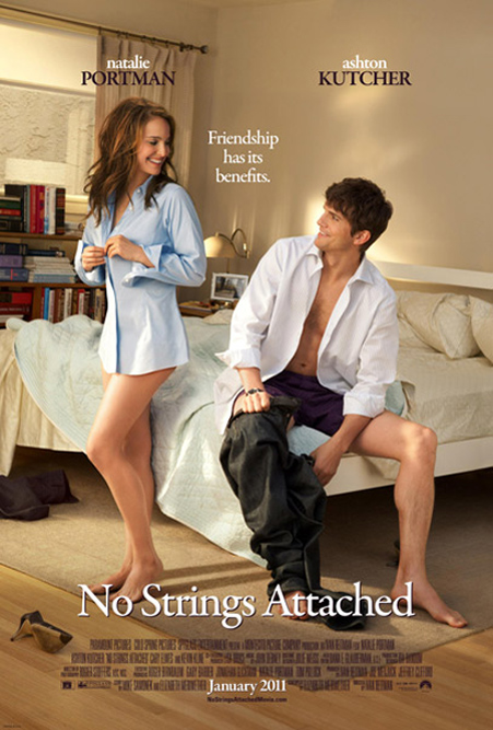 First No Strings Attached Poster
