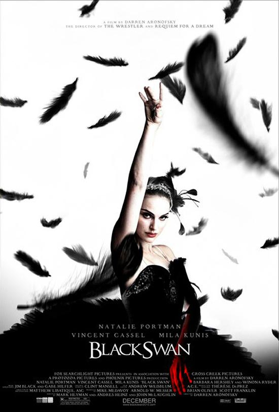 Below is poster,synopsis and link to watch black swan online: