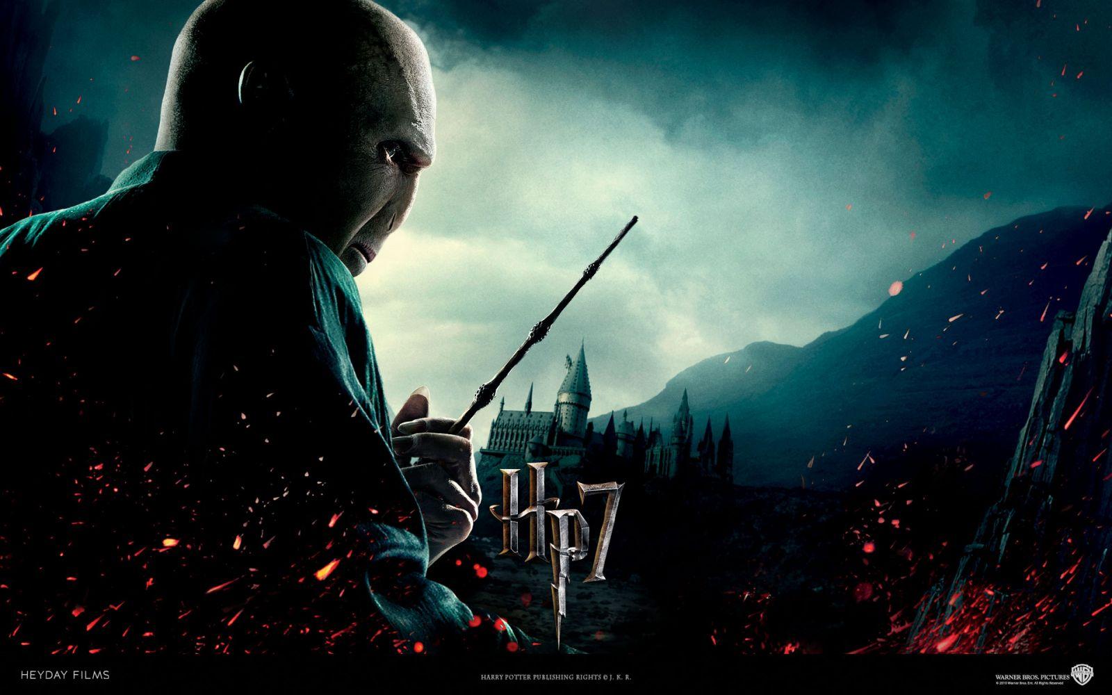 Más Wallpapers De Harry Potter 7 Parte 1 Imágenes Taringa