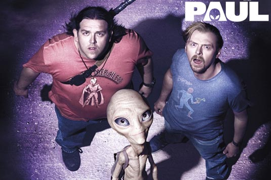 International Paul Poster - FilmoFilia