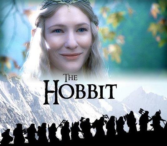 Cate Blanchett | The Hobbit