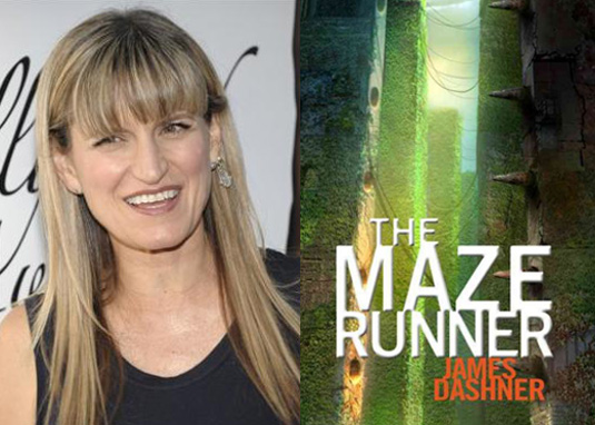 Catherine Hardwicke, The Maze Runner