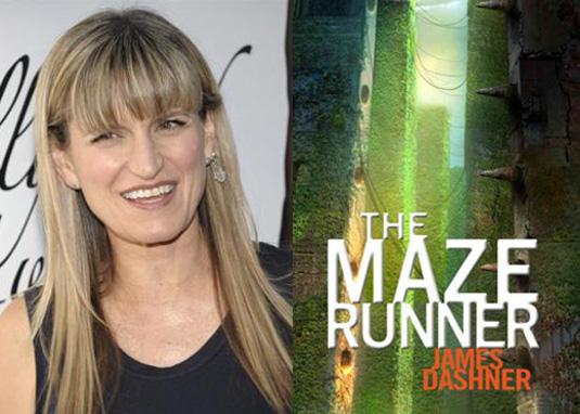 Catherine Hardwicke, The Maze Runner