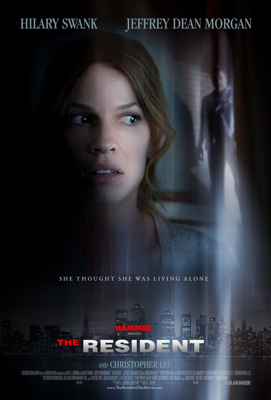 The Resident Poster – FilmoFilia