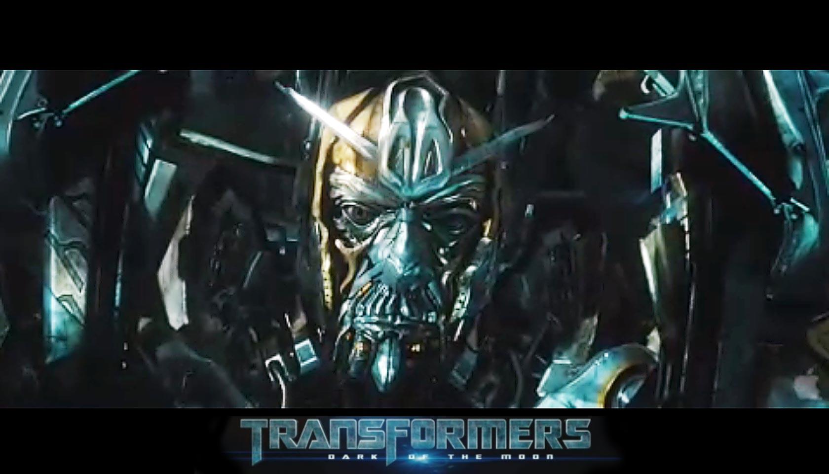 Трейлеры к фильму «Трансформеры 3: Темная сторона