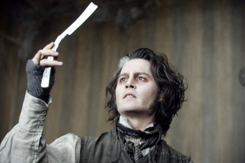 Johnny Depp - Sweeny Todd