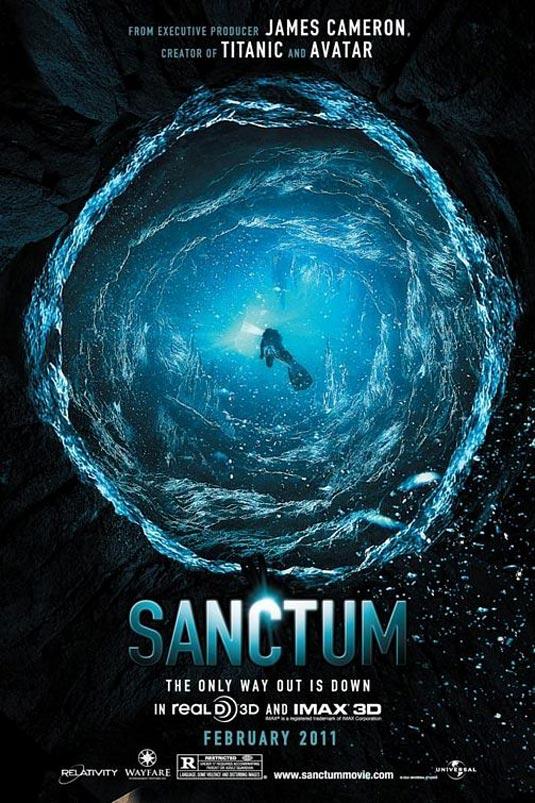 Sanctum Poster - FilmoFilia