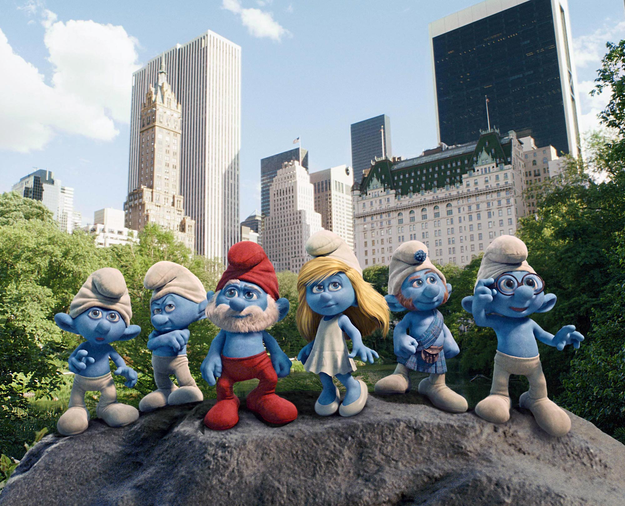 New The Smurfs Photo and Poster - FilmoFilia