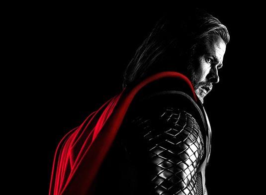 idris elba thor poster. Thor