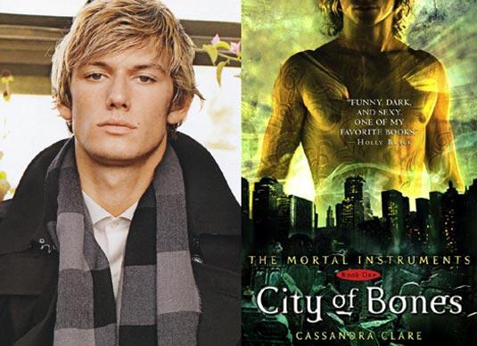 Alex Pettyfer, City of Bones
