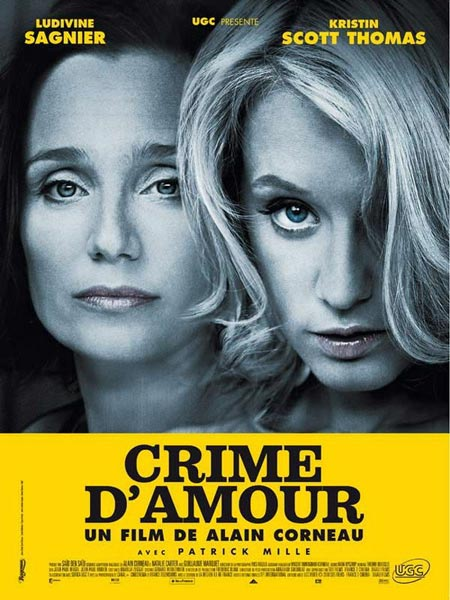 Love Crime/Crime D'Amour Poster
