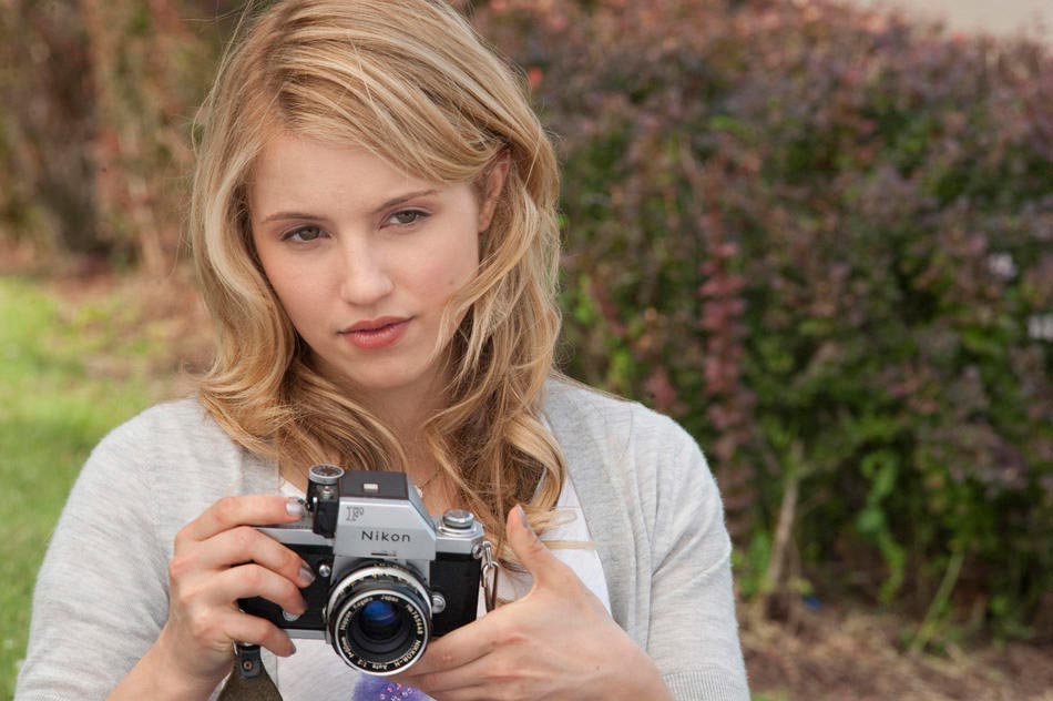 Teresa Palmer In The Sci Fi Action Thriller I Am Number Four | Apps ...