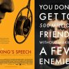 Social Network & King's Speech Aim for Oscars