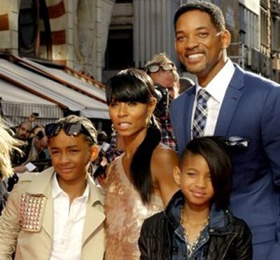 will smith family. Will Smith Family