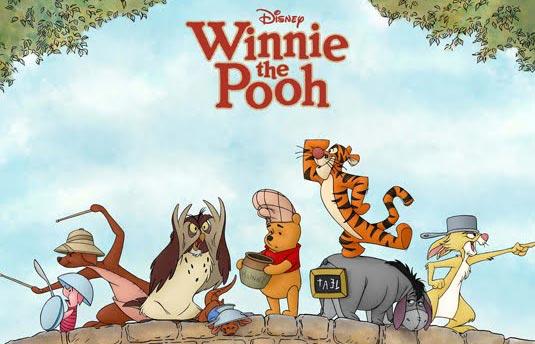 New Winnie the Pooh Poster - FilmoFilia