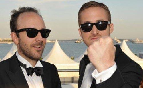 Derek Cianfrance and Ryan Gosling