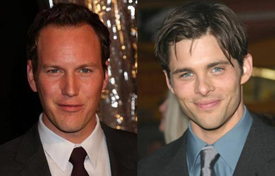 Patrick Wilson and James Marsden