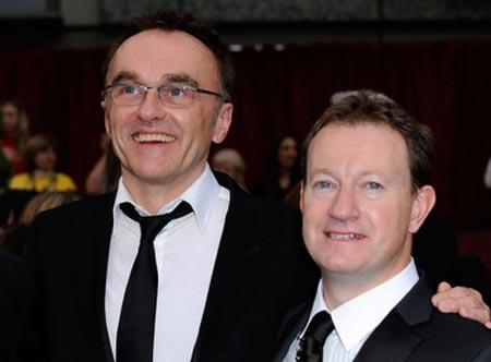 Simon Beaufoy and Danny Boyle