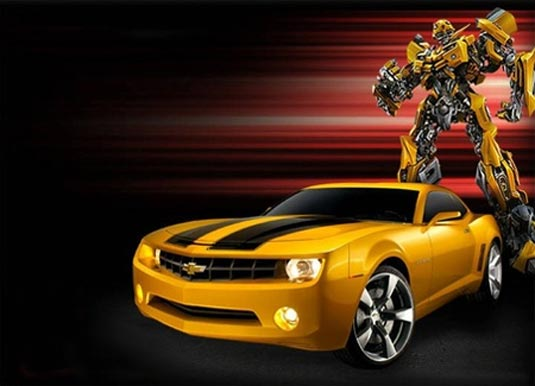 Bumblebee | Chevy Camaro