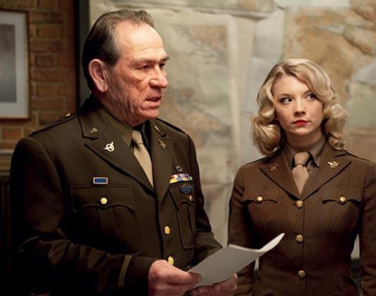 Col. Chester Phillips (Tommy Lee Jones) in Captain America: The First Avenger