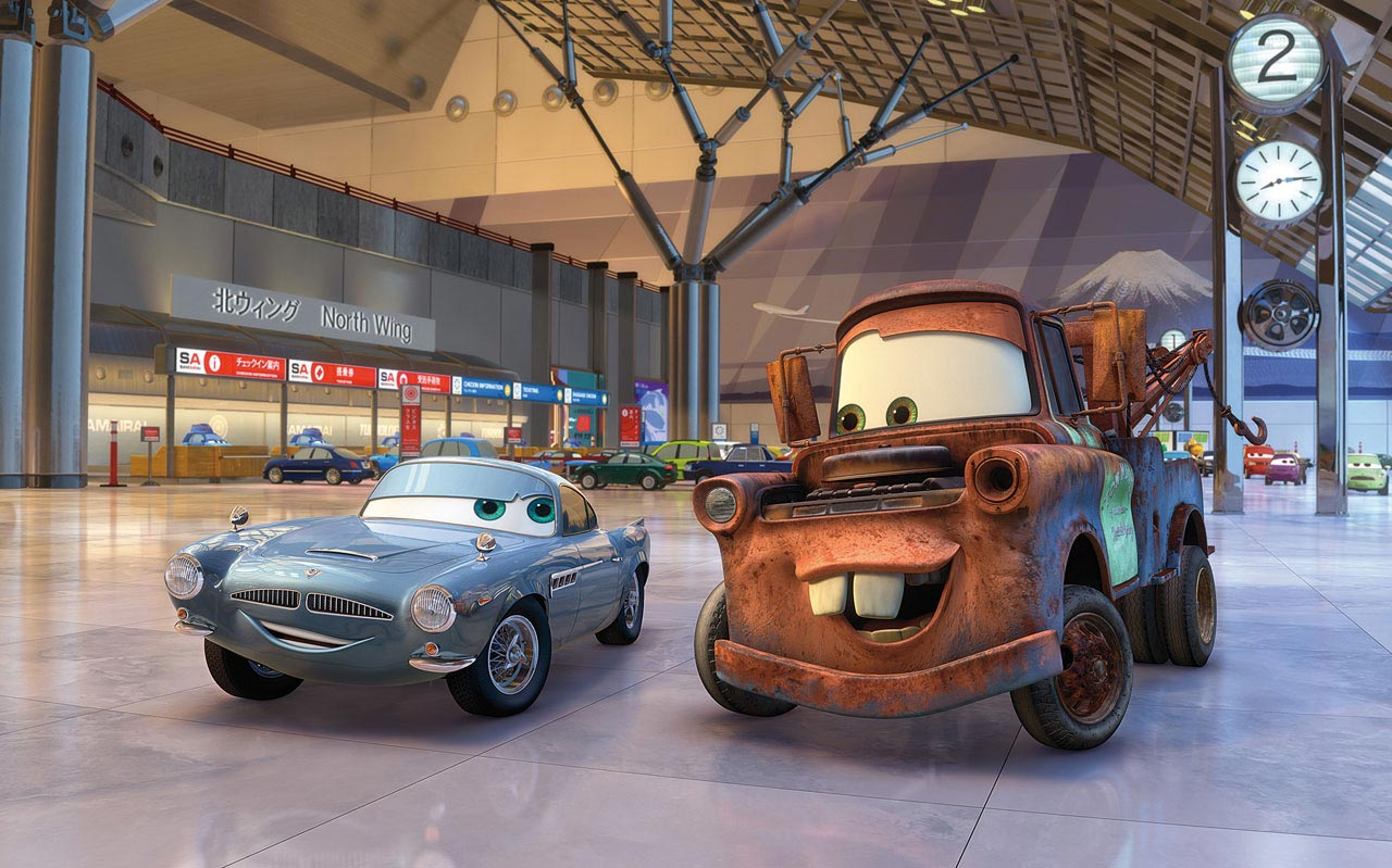 First Cars 2 TV Spot - FilmoFilia