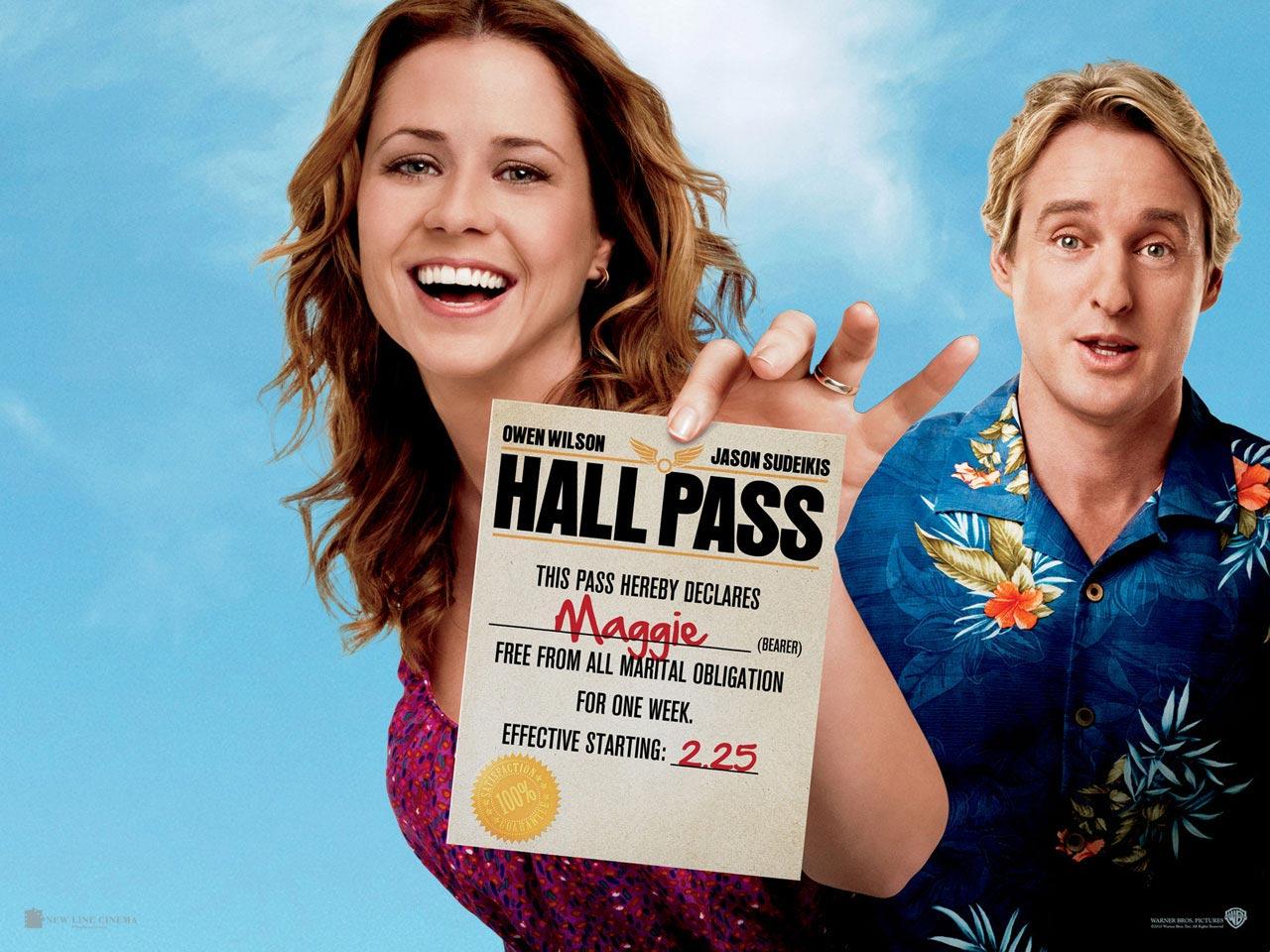 Hall Pass Red Band Trailer - FilmoFilia