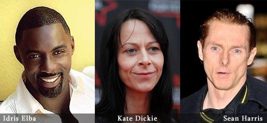 Idris Elba, Kate Dickie, Sean Harris | Prometeus